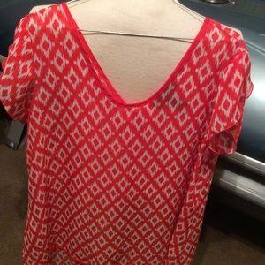 Ashley Stewart 14/16 blouse